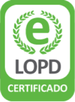 LOPD Certificado