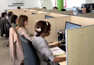 Centro de Atención Telemática -CAT-