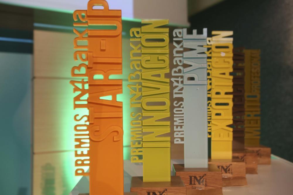 gtt recibe el premio In4Bankia a la trayectoria empresarial